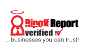 Ripoff Report Verified!